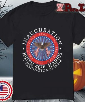 Inauguration Biden 46th Harris Washington 01 20 2021 shirt