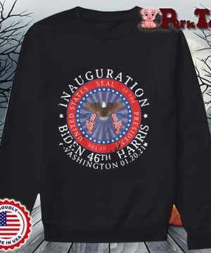 Inauguration Biden 46th Harris Washington 01 20 2021 s Sweater Porktee den