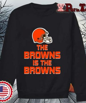 The Browns is the Browns s Sweater Porktee den